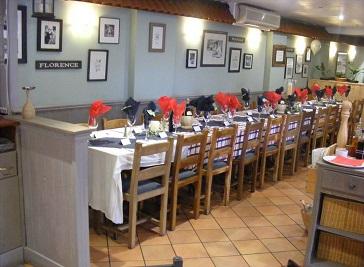 Nuova Italia Ristorante & Pizzeria in Yeovil Somerset