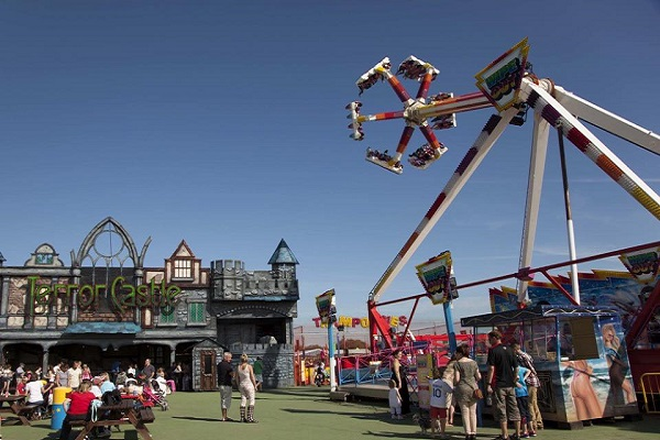 Theme Parks and Funfairs In Somerset
